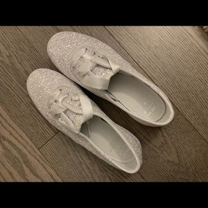 kate spade Shoes - Kate Spade  Keds Champion Glitter Sneaker Wedding